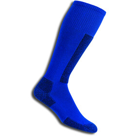 Thorlos Light Weight Ski Over The Calf Socks laser blue